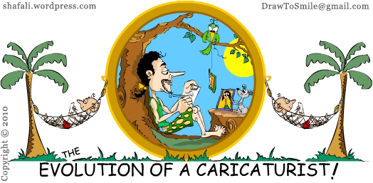 The confident caricaturist finds friends in the birds and the mice, who help him create fantastic caricatures.
