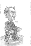 Adolf Hitler, the Nazi Dictator, the Designer of the Holocaust and the Devil - News from Hell.