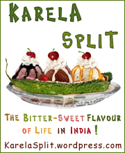 Karela Split - The Bitter-Sweet Flavor of Life in India