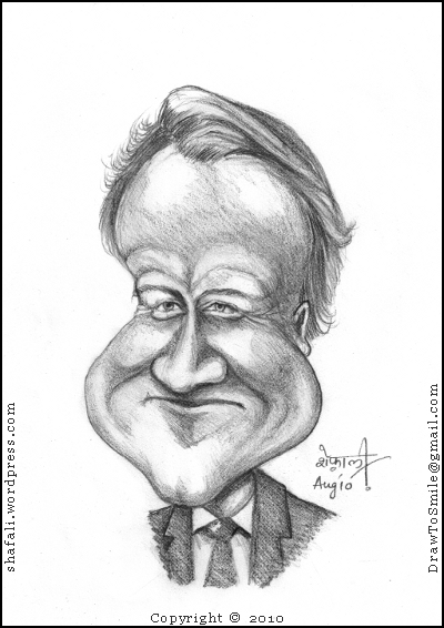 The Caricature, Cartoon, Portrait, Sketch of the British Prime Minister - David Cameron - The Leader of the Conservative Party and the Prime Minister of the United States!