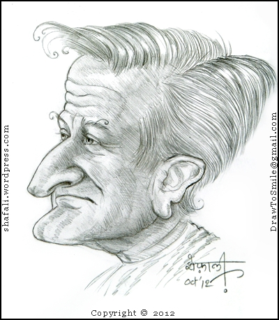 Caricature Portrait Drawing The Caricature Cartoon