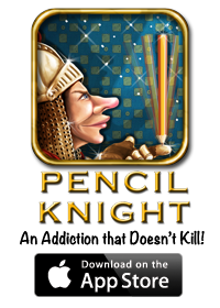 Download Pencil Knight Free on the App Store - A Tilt and Play Game of Balancing Pencils on your iPad, iPhone, or iPod touch.