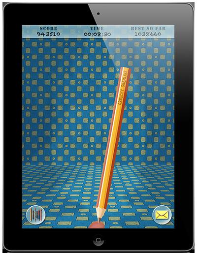 Pencil Knight Screenshots - Plain Yellow