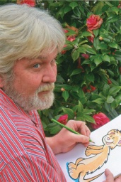 Steve-Barr-Cartoonist-Children-book-Illustrator
