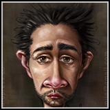 Caricature/Cartoon Shea Labeouf.