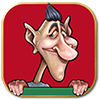 Icon Toonsie Roll - Caricature App for iPhone and iPad - create funny caricatures of everyone - Toon 'em all!