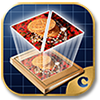 Bigsaw Classic - A Picture Puzzle Game for iPad - (Game Graphics, Interface Design, and Animations)