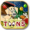 Bigsaw Toons - A Picture Puzzle Game for Children (Game Graphics, Interface Design, and Animations)
